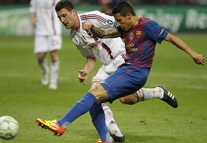 Akademia Barçy ma 11 piłkarzy w Football Draft 2012