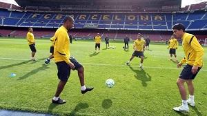 Barça koncentruje na Lidze Mistrzów