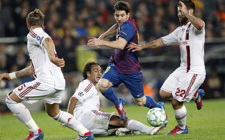 Barça  – Milan: Najlepsze, najgorsze