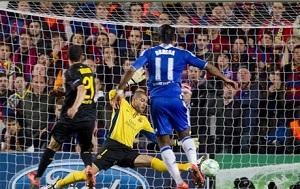 Najlepsze, nagorsze z meczu Chelsea-Barça