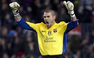 Valdés – lepszy niż Casillas