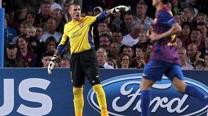 Solidna obrona na Camp Nou