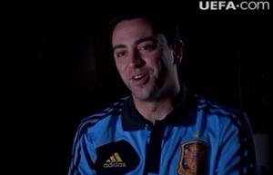 Xavi: Leo Messi najlepszym piłkarzem w historii