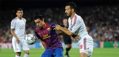 Bitwa o półfinał: FC Barcelona – AC Milan