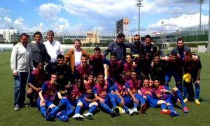 Barça Cadete A zdobyła mistrzostwo