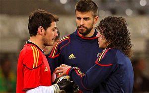 Casillas: Strata Puyola to delikatny temat