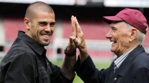 Valdés wyrównał rekord Ramalletsa