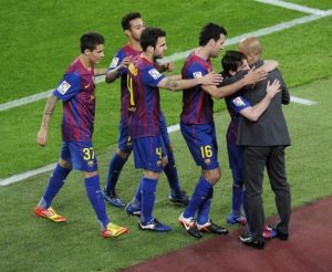 Oceny za mecz FC Barcelona – Espanyol