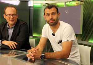 Mascherano: Kariera dzieli się na przed i po Guardioli