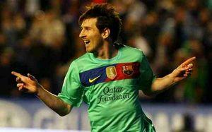 Leo Messi lepszy od 12 klubów La Liga