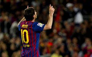 Messi: Dziękuję moim kolegom