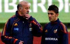 Villar: Chcę powołania Villi, ale…