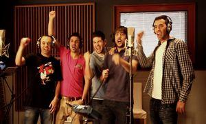 Barça i Estopa nagrywają piosenkę na Euro 2012