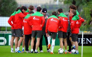 Athletic odzyskał Herrerę i wciąż czeka na Iturraspe