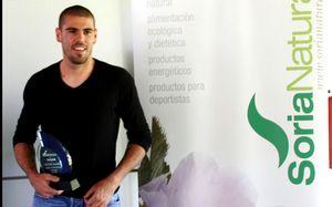 Víctor Valdés został wybrany graczem sezonu