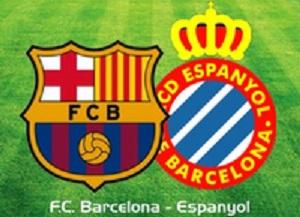 Statystyki: FC Barcelona 4-0 Espanyol