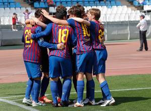 Almería – Barça B: fantastyczna pierwsza połowa zadecydowała o wygranej