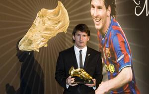 Rekordowy Messi