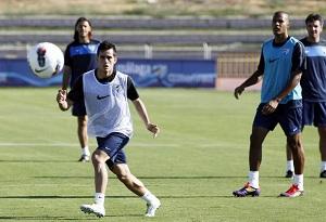 Kadra Málagi na mecz z FC Barceloną
