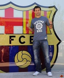 Barça nagrodzi Mascherano nowym kontraktem