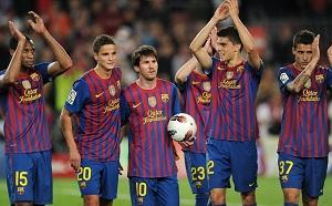 Barça nie wyklucza meczu towarzyskiego przd finałem