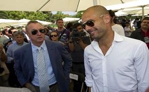 Cruyff: Guardiola zasłużył na odpoczynek