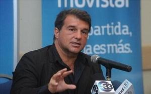 Laporta: Esperanza Aguirre czasami tak ma