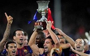 """Barça zagra """"4."""" raz z rzędu o Superpuchar Hiszpanii"""