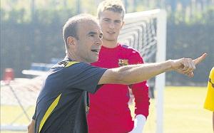 Edu Pons nowym trenerem od zajęć fizycznych