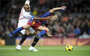 Kanouté: Barça najlepsza w historii piłki
