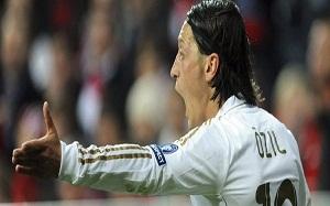 Özil dumny ze zdobycia mistrzostwa i pokonania Barçy