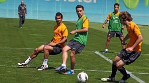 Alexis nie zagra z Espanyolem, Cuenca być może też
