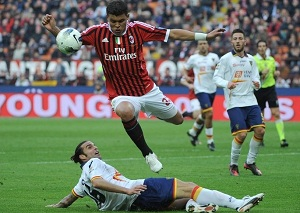 Thiago Silva akceptuje rolę Beresiego