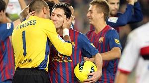 Barça po raz drugi zdobywa dublet Pichichi – Zamora