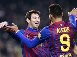 Messi zdobył swoje piąte Trofeum EFE