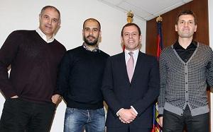 Dwuletni kontrakt dla Tito Vilanovy