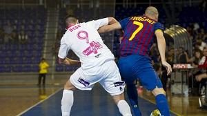 ElPozo Murcia – Barça Alusport: Finał Copa del Rey