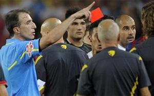 Znamy arbitra finału Copa del Rey