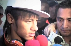 Neymar: Pewnego dnia będę grał w Europie