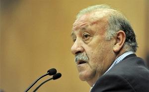 Del Bosque: Musimy mieć pewność, że Villa nie ryzykuje