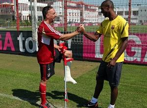 Ribery chce wygrać Ligę Mistrzów dla Abidala