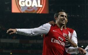 Rozłam pomiędzy Arsenalem a Van Persiem?