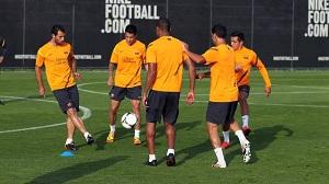 Barça wznowiła przygotowania do finału Copa del Rey