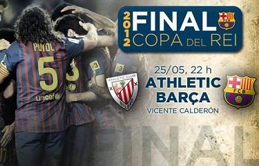 Finał Copa del Rey: Athletic Bilbao – FC Barcelona [live]