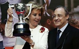 Esperanza Aguirre: Finał Copa należy odwołać