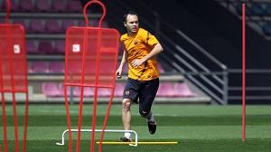 Kolejny trening: Sprint przed finałem