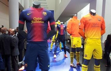 Barça zaprezentowała stroje na sezon 2012/13