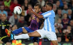 Barça i Málaga z nagrodą Fair Play