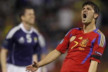 OFICJALNIE – David Villa nie pojedzie na EURO!