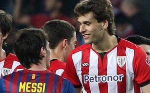 Messi vs. Llorente: Pchła przeciwko Gigantowi